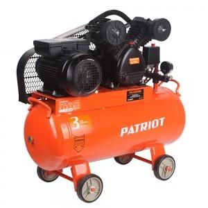 Компрессор масляный PATRIOT PTR 50-450A, 50 л, 2.2 кВт